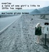 Overlay - A Tale of One Girl's Life in 1970s Las Vegas - Marlayna Glynn Brown