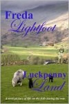 Luckpenny Land (Audio) - Freda Lightfoot, Anne Dover