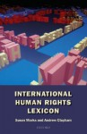 International Human Rights Lexicon - Andrew Clapham