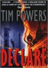 Declare - Tim Powers, Simon Prebble