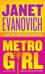 Metro Girl (Audio) - Janet Evanovich, C.J. Critt