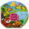 Busy Little Books: Busy Little Jungle (Busy Little Books) - Bettina Paterson