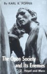 Open Society and Its Enemies. Volume 2: The High Tide of Prophecy: Hegel, Marx, and the Aftermath - Karl Popper