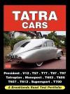 Tatra Cars - Road Test Portfolio - R.M. Clarke, Brooklands Books, Velocepress