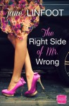 The Right Side of Mr Wrong - Jane Linfoot