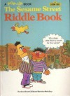 The Sesame Street Riddle Book: A Pop-Up Book #11 - Sesame Street, Jim Henson
