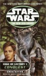 Edge of Victory I: Conquest (Star Wars: New Jedi Order, #7) - Greg Keyes