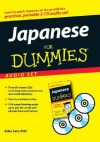 Japanese For Dummies, Audio Set - Eriko Sato