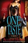 One Taste (Strebor Quickiez) - Allison Hobbs