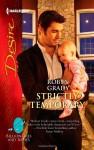 Strictly Temporary - Robyn Grady, Jennifer Lewis