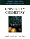 Student Study Guide with Selected Solutions for University Chemistry - Joseph Noroski
