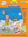 Hooked on Math Pre-K Numbers Workbook - Hooked on Phonics
