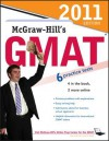 McGraw-Hill's GMAT, 2011 Edition (Mcgraw Hill's Gmat (Book Only)) - James Hasik, Stacey Rudnick, Ryan Hackney