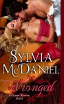 Wronged - A Historical Southern Romance - Sylvia McDaniel