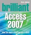 Brilliant Access 2007 - Steve Johnson