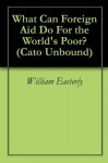 What Can Foreign Aid Do For the World's Poor? (Cato Unbound) - William Easterly, Steve Radelet, Branko Milanovik, Deepak Lal, Will Wilkinson