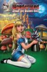 Wonderland: Down the Rabbit Hole #4 - Raven Gregory, Patrick Shand, Gregbo Watson, Francesca Zambon