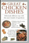 Great Chicken Dishes - Valerie Ferguson