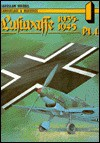 Camouflage & Markings 1 - Luftwaffe 1935-1940 Pt. 1 - Jaroslaw Wrobel, Janusz Ledwoch