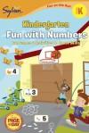 Kindergarten Fun with Numbers (Sylvan Fun on the Run Series) - Sylvan Learning