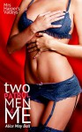 Two Patrolmen for Me: bisexual threesome menage MF MM MMF erotic romance (Mrs Harper'sValleys Book 9) - Alice May Ball