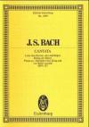 Cantata No. 137, Dominica 12 Post Trinitatis: Praise Ye, Almighty God, King and Our Ruler Exalted, Bwv 137 - Johann Sebastian Bach