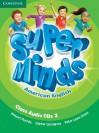 Super Minds American English Level 2 Class Audio CDs (3) - Herbert Puchta, Günter Gerngross, Peter Lewis-Jones