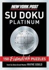 New York Post Platinum Su Doku - Wayne Gould