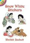 Snow White Stickers - Sheilah Beckett