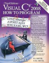 Visual C# 2008 How to Program - Paul J. Deitel