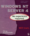 Windows NT Server 4 - Robert Cowart, Boyd Waters