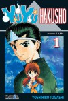 Yu Yu Hakusho, #1: Adiós al mundo!! - Yoshihiro Togashi, Agustín Gómez Sanz