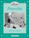 Classic Tales: Pinocchio Activity Book Elementary level 3 - Sue Arengo
