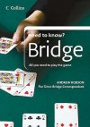 Bridge (Collins Need To Know?) - Andrew Robson