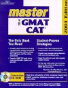Mastering the GMAT 2001 - Thomas H. Martinson