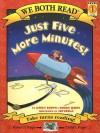 Just Five More Minutes! (We Both Read: Level 1) - Marcy Brown, Dennis Haley