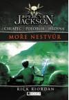 Moře nestvůr (Percy Jackson a Olympané, #2) - Rick Riordan, Dana Chodilová