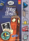 The Mystery at Big Ben (Around the World in 80 Mysteries) - Carole Marsh