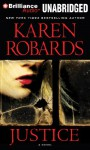Justice (Audiobook Unabridged) - Karen Robards