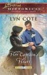 Her Captain's Heart - Lyn Cote
