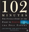102 Minutes CD: The Untold Story of the Fight to Survive Inside the Twin Towers - Jim Dwyer, Kevin Flynn, Ron McClarty