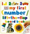 My First Numbers Lift-The-Flap Board Board Book - Anne Millard