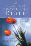 Women of Faith Devotional Bible-NKJV: A Message of Grace & Hope for Every Day - Patsy Clairmont