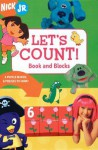 Let's Count! Book and Blocks: 6 Puzzle Blocks, 6 Puzzles to Solve! - Nickelodeon