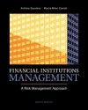 Financial Institutions Management: A Risk Management Approach - Anthony Saunders, Marcia Cornett