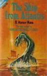 The Ship from Atlantis - H. Warner Munn, Jack Gaughan