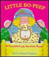 Little Bo-Peep [With 1 Child-Sized Hand Puppet & 1 Grown-Up Size] - Books Oyster, Oyster Books