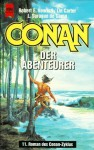 Conan der Abenteurer (Conan, #11) - Robert E. Howard, Lin Carter, L. Sprague de Camp, Lore Straßl