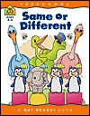 Same or Different (Get Ready Books) - Barbara Gregorich