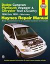 Dodge Caravan, Plymouth Voyager & Chrysler Town & Country ~ 1996 thru 1999 Mini-vans (Haynes Repair Manual) - Louis Ledoux, John Harold Haynes